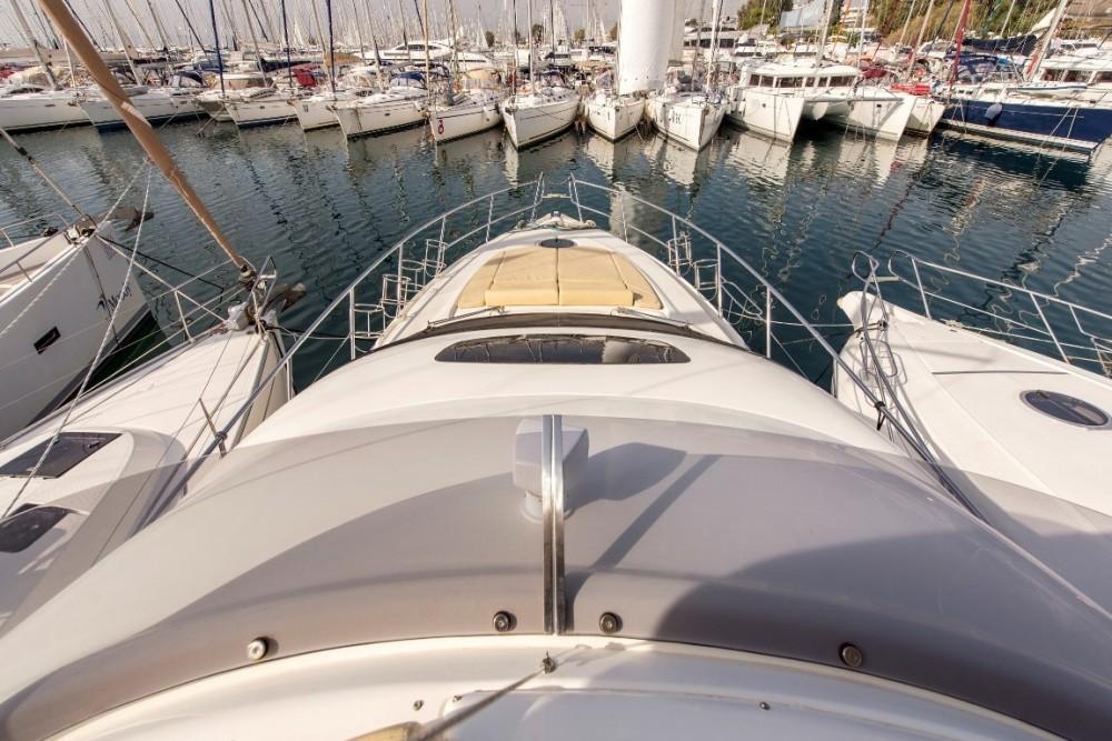 Boat rental Athens cheap Cranchi Atlantique 50