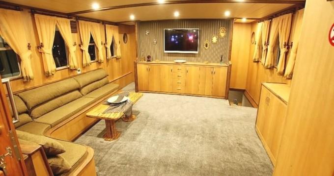 Rental Yacht in Bodrum - Custom Built Motor Yacht