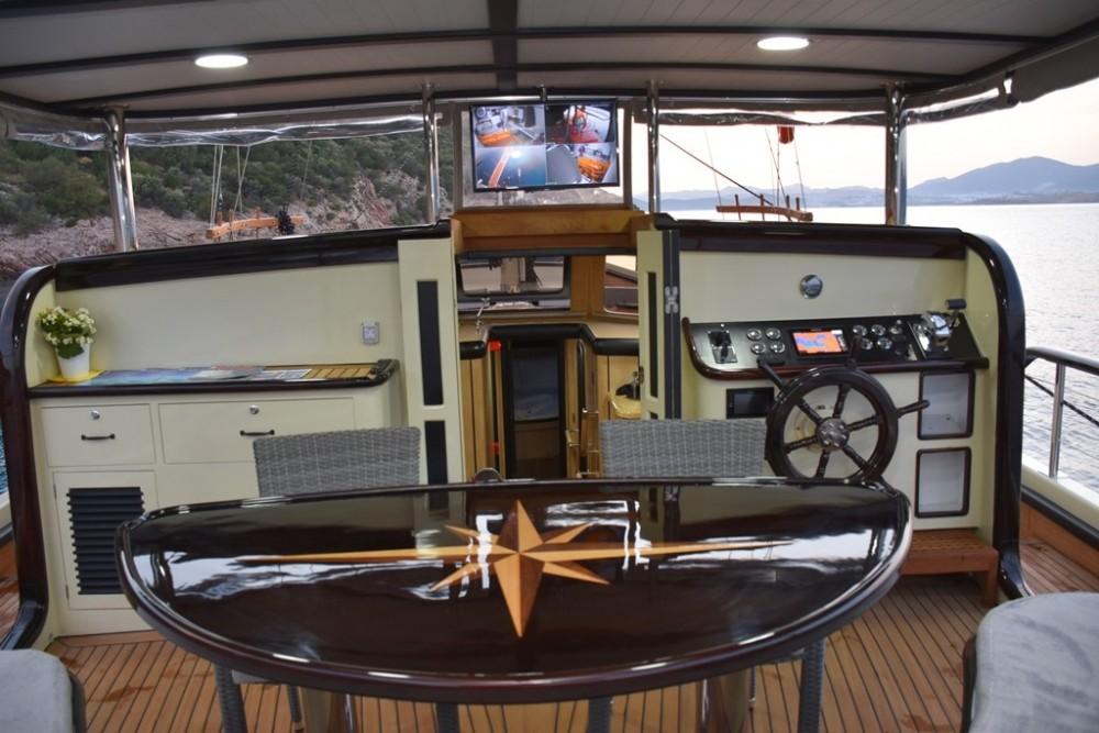 Rental Sailboat in  - Custom Built Gulet