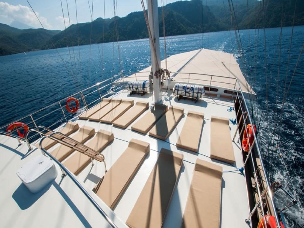 Rental yacht Muğla - Custom Built _Model not defined on SamBoat