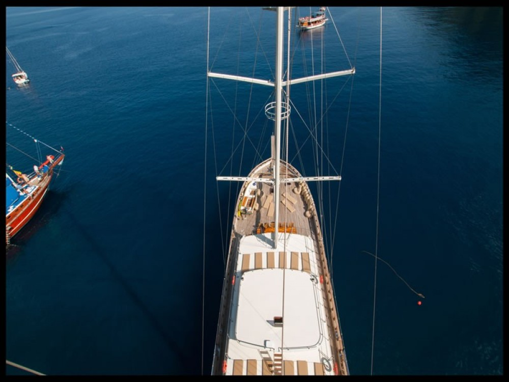 Rental Sailboat in Muğla - Custom Built _Model not defined