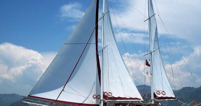 Rental yacht Bodrum - Custom Built Gulet on SamBoat