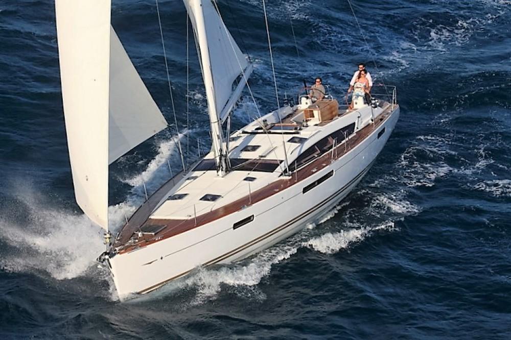 Boat rental Aegean Region cheap Jeanneau 53