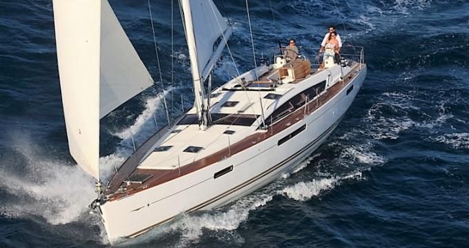 Boat rental Bodrum cheap Jeanneau 53