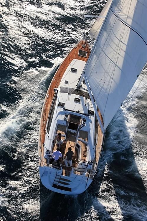 Boat rental Muğla cheap Jeanneau 53