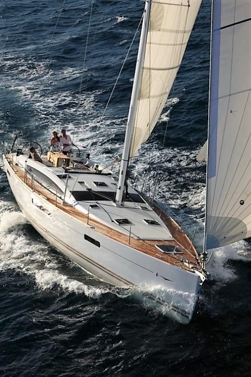 Rental yacht Aegean Region - Jeanneau Jeanneau 53 on SamBoat