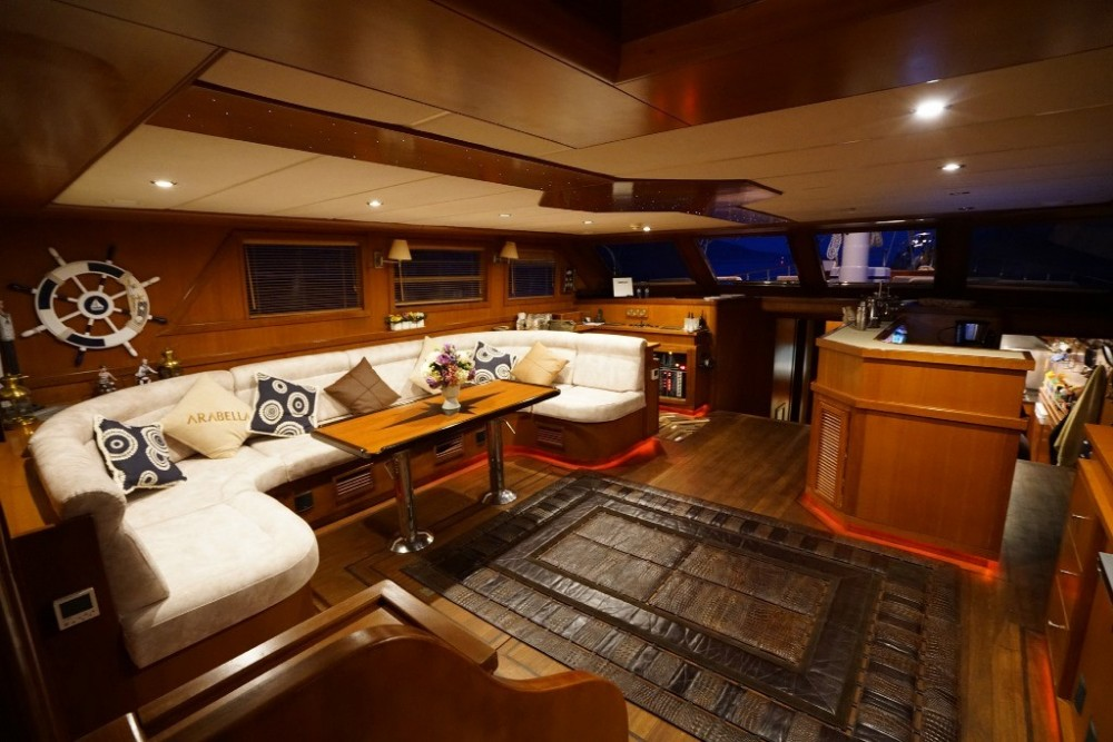 Rental yacht Muğla - Custom Built Gulet on SamBoat