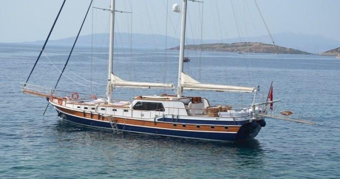 Rental yacht Bodrum - custom built gulet Gulet on SamBoat