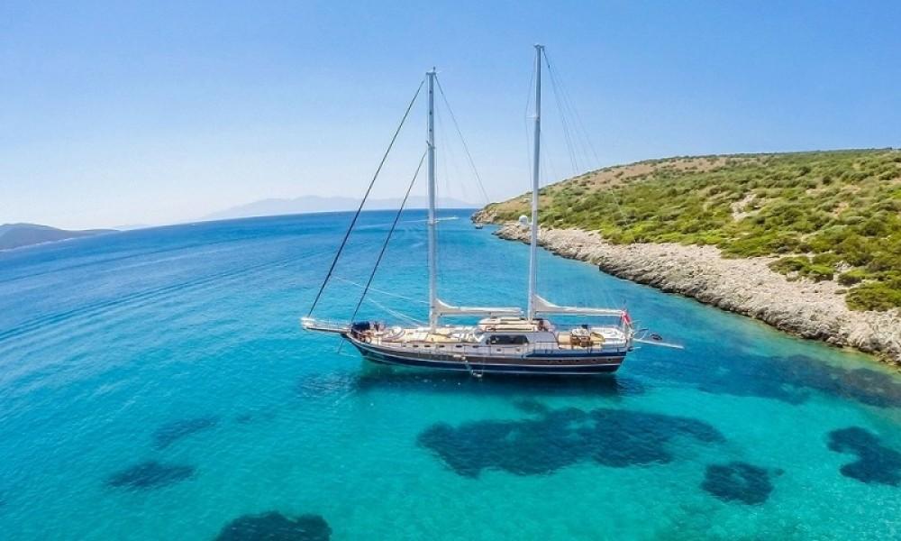 Boat rental custom built gulet Gulet in Muğla on Samboat