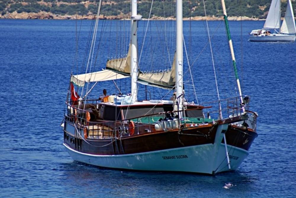 Rent a Custom Built Gulet Aegean Region