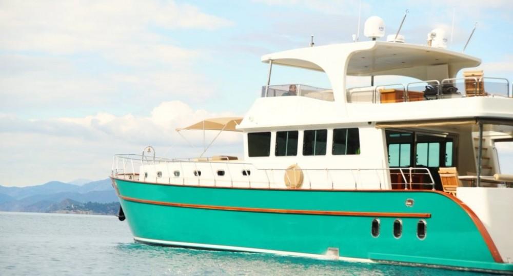 Boat rental Custom Built Motor Yacht in Muğla on Samboat