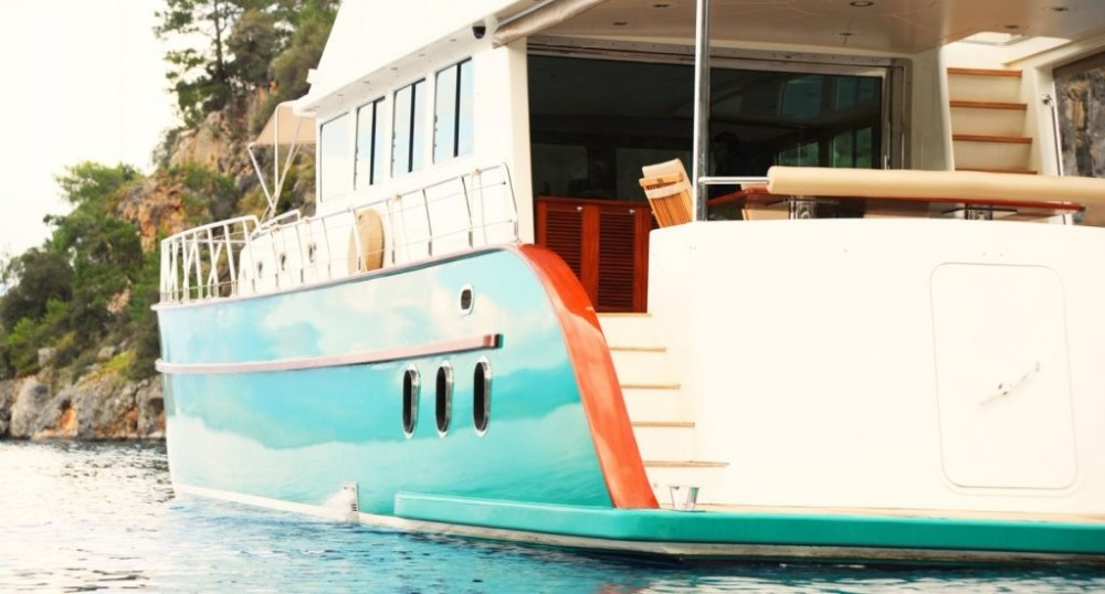 Boat rental Muğla cheap Motor Yacht