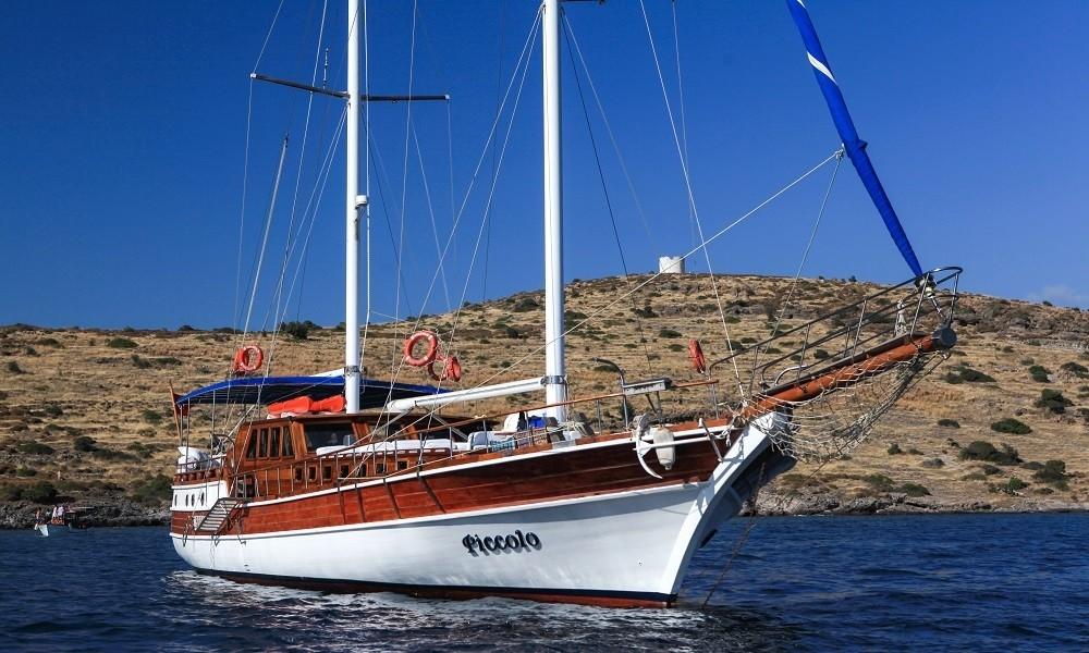 Rent a Custom Built Gulet Muğla