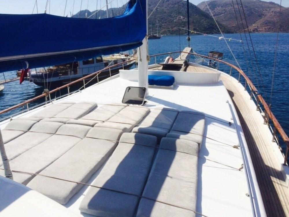 Rental Sailboat in Aegean Region - Custom Built Gulet