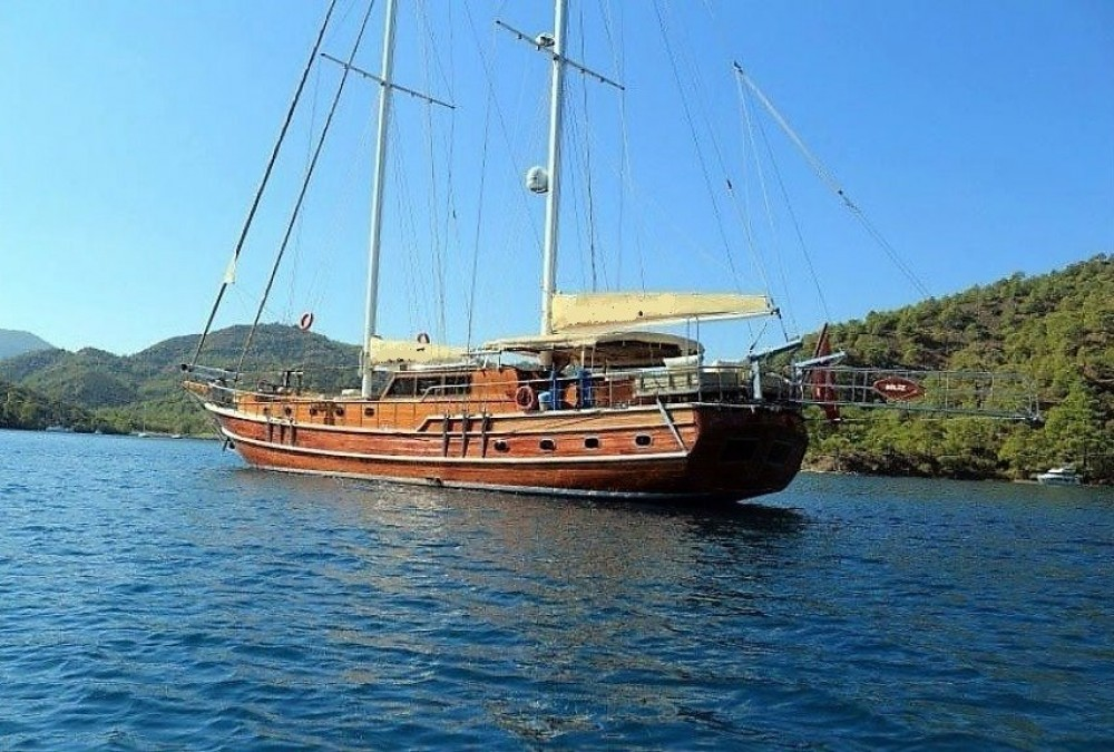 Boat rental Göcek cheap Gulet