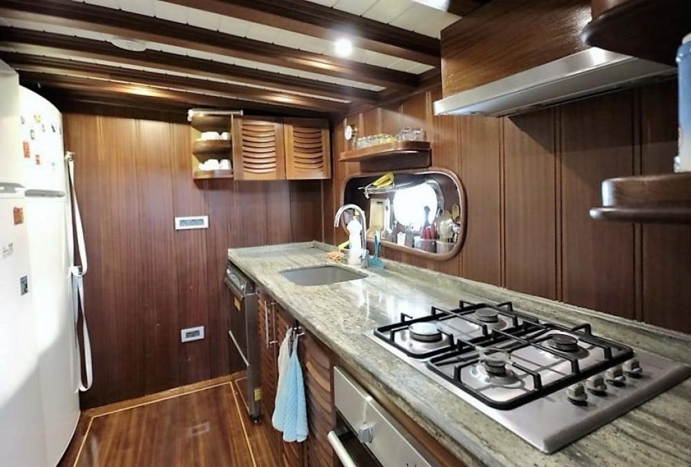 Rental yacht Göcek - Custom Built Gulet on SamBoat