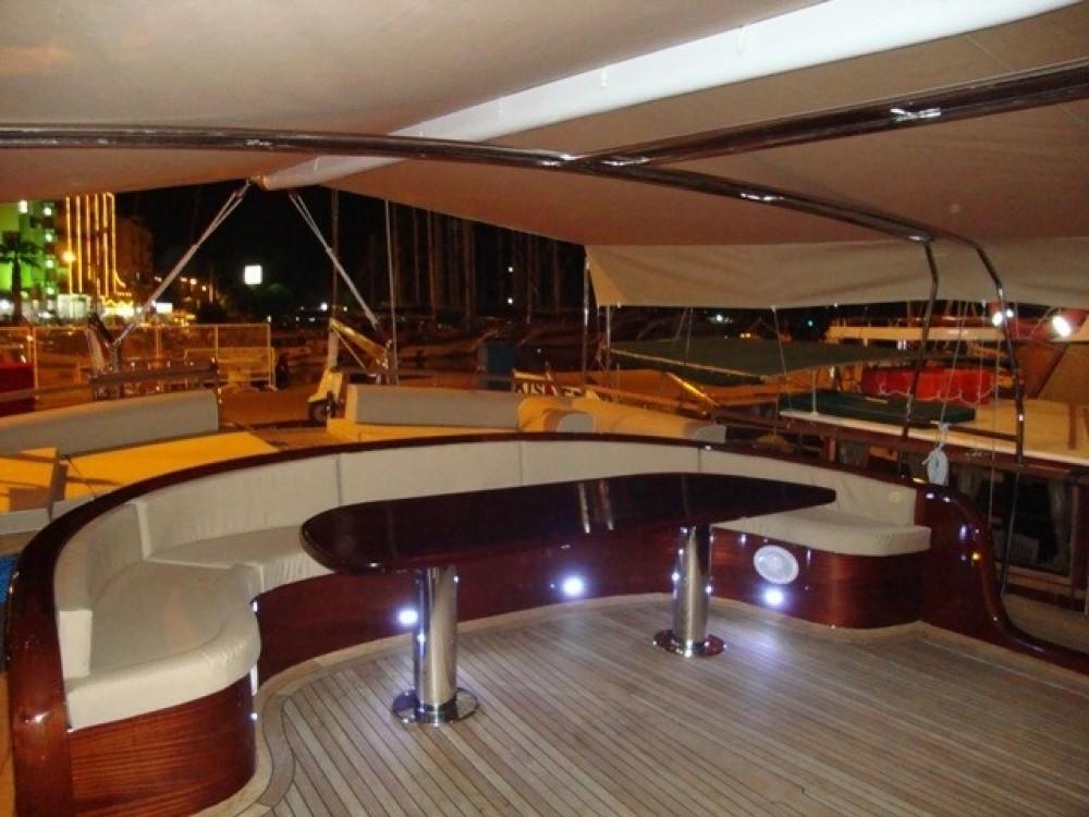 Rental Sailboat in Göcek - Custom Built Gulet