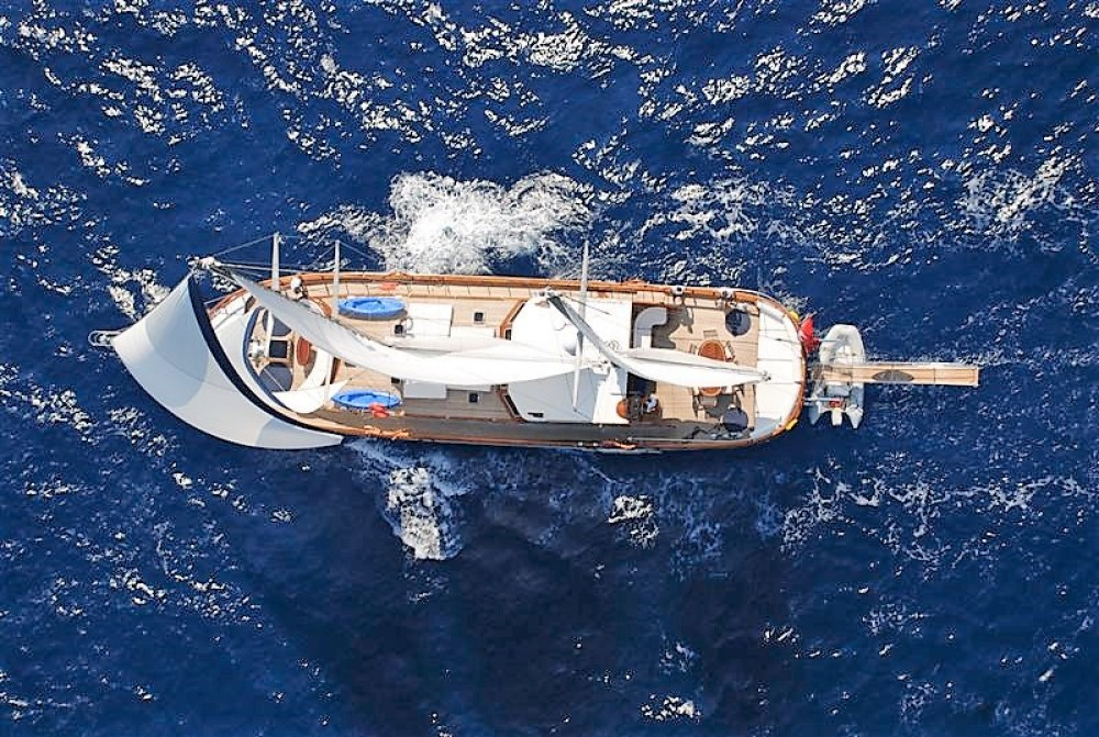 Hire Sailboat with or without skipper Custom Built