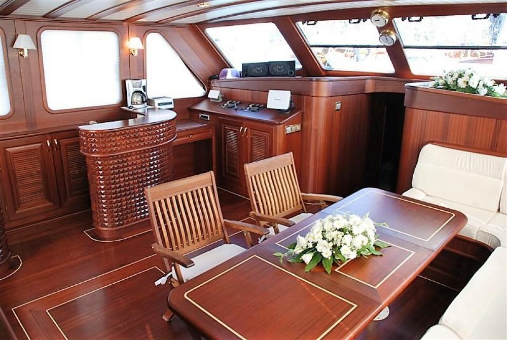 Boat rental Custom Built Gulet in  on Samboat
