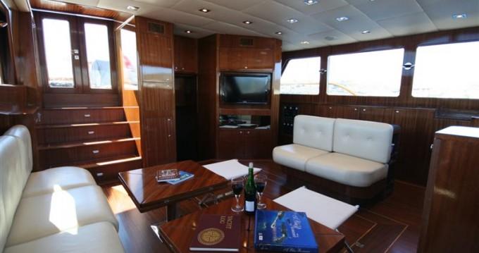 Rental Sailboat in Bodrum - Custom Built Gulet