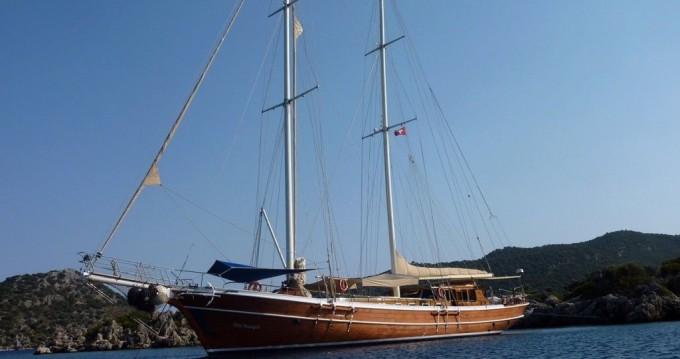 Boat rental Custom Built Gulet in Bodrum on Samboat