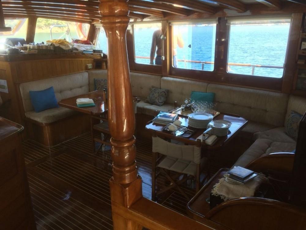 Rental Sailboat Custom Built with a permit