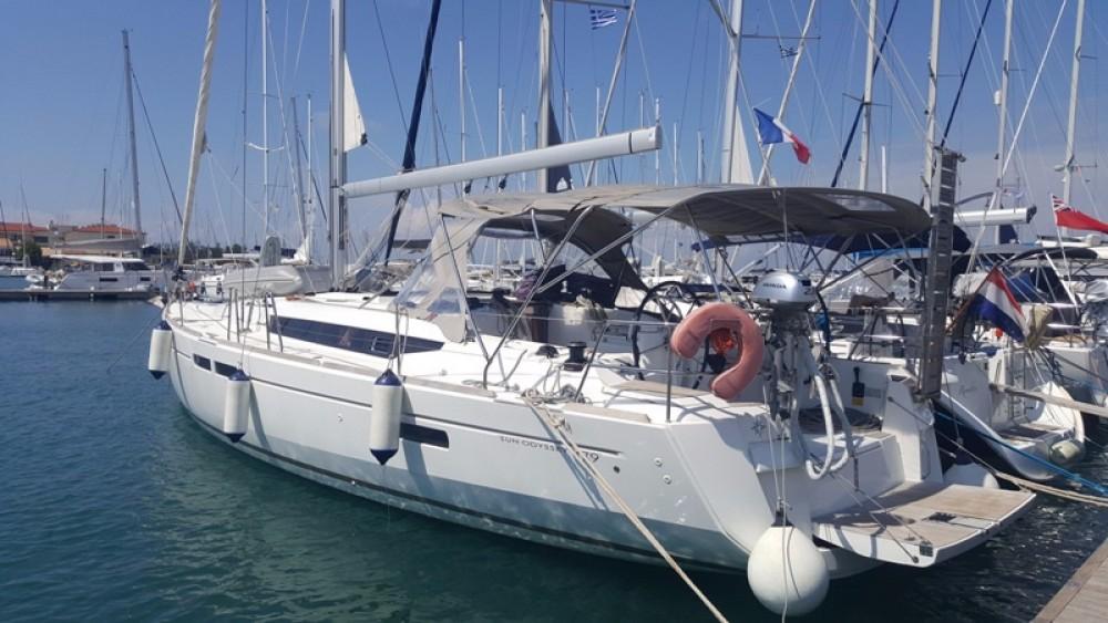 Rental yacht Peloponnese, Western Greece and the Ionian - Jeanneau Sun Odyssey 479 on SamBoat