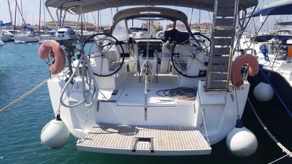 Boat rental Jeanneau Sun Odyssey 479 in Peloponnese, Western Greece and the Ionian on Samboat