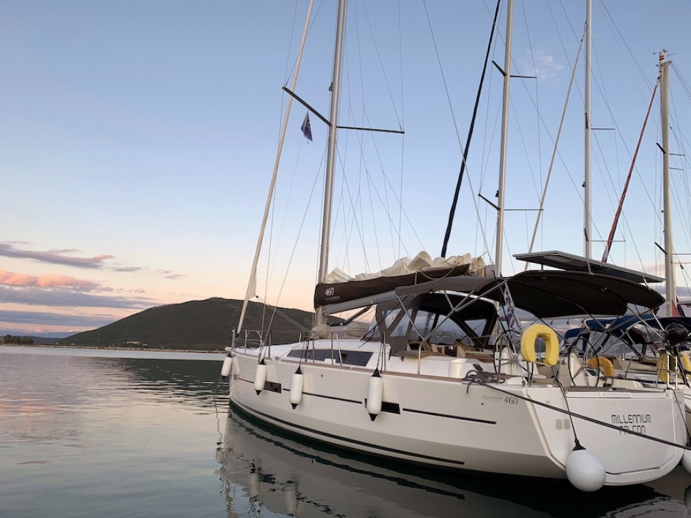 Hire Sailboat with or without skipper Dufour Peloponnese, Western Greece and the Ionian