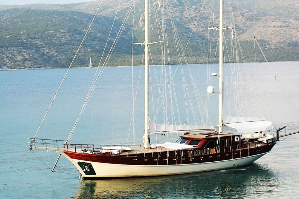 Gulet Custom Built Gulet between personal and professional Muğla