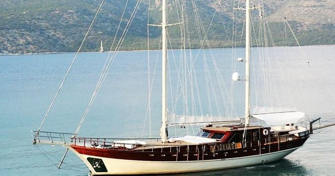 Boat rental Gulet Custom Built Gulet in Bodrum on Samboat
