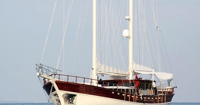 Rental yacht Bodrum - Gulet Custom Built Gulet on SamBoat