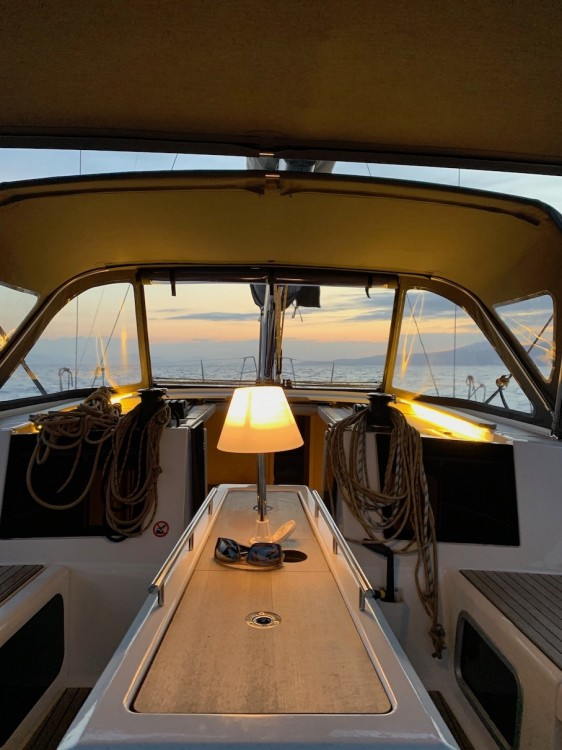 Boat rental Dufour Dufour 460 Grand Large in Peloponnese, Western Greece and the Ionian on Samboat