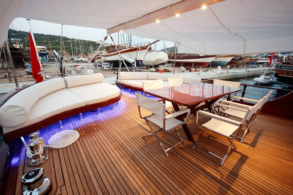 Boat rental Gulet Custom Built Gulet in Muğla on Samboat