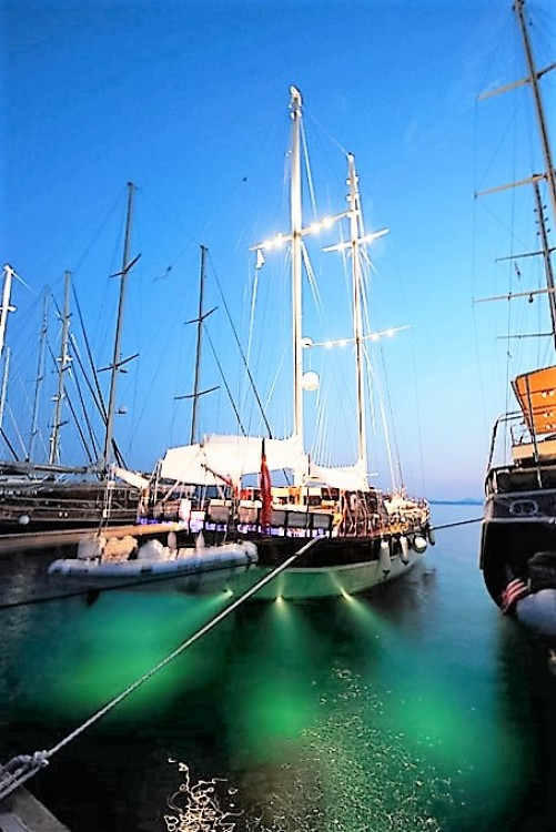 Rental Sailboat in Muğla - Gulet Custom Built Gulet
