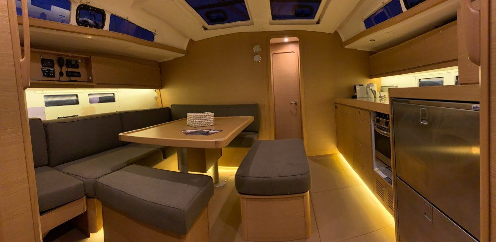 Rental yacht Peloponnese, Western Greece and the Ionian - Dufour Dufour 460 Grand Large on SamBoat