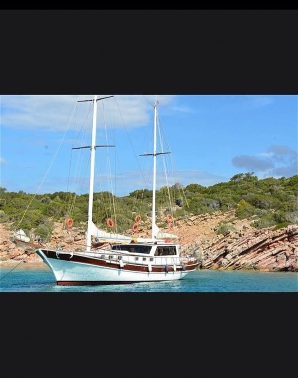 Hire Sailboat with or without skipper Gulet Custom Built Muğla