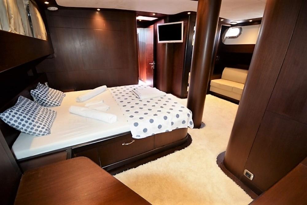 Boat rental Custom Built Gulet in Aegean Region on Samboat