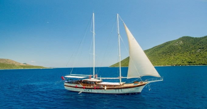 Rental Sailboat custom built gulet with a permit