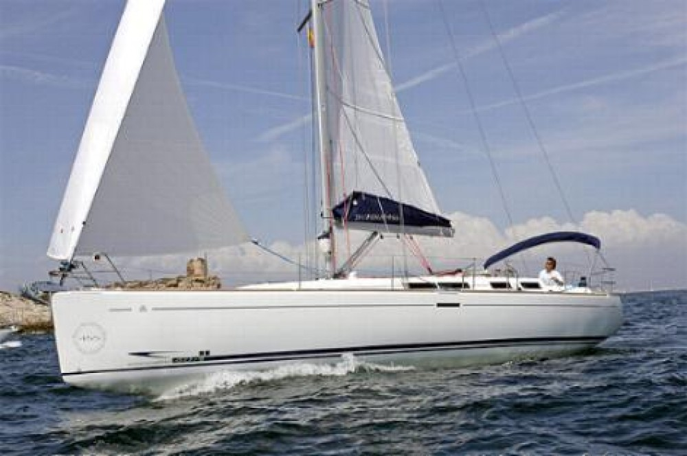 Boat rental Dufour Dufour 455 Grand Large in Martinique on Samboat