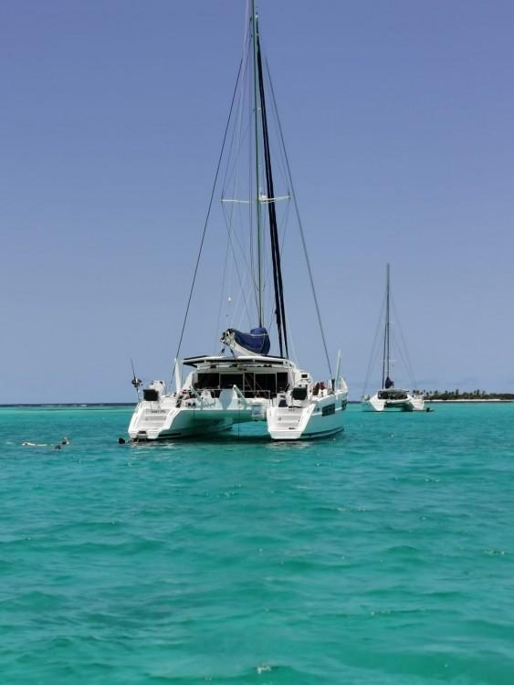 Rent a Catana Catana 47 Carbon Infusion Martinique