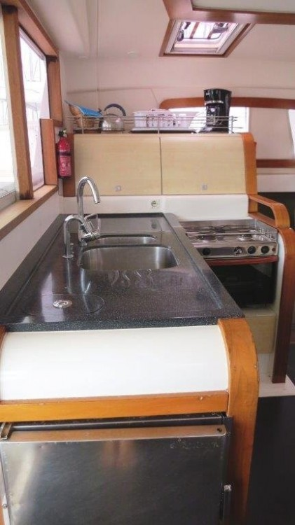 Rental Catamaran in Martinique - Catana Catana 47 Carbon Infusion