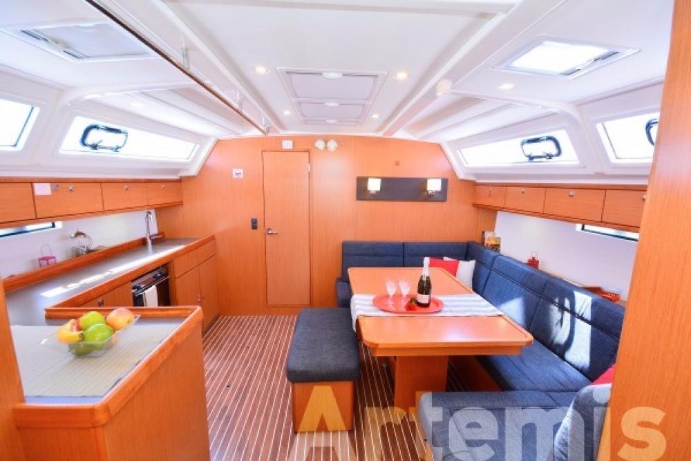 Rental Sailboat in Atene - Bavaria Bavaria 46 Cruiser