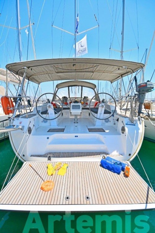 Boat rental Atene cheap Bavaria 46 Cruiser