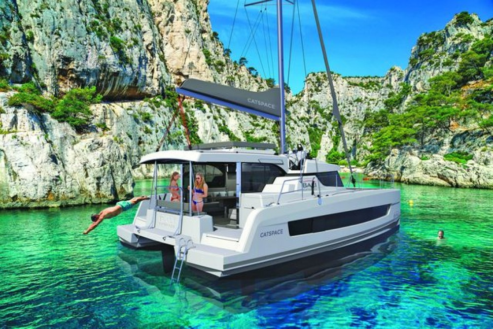 Rental yacht Skiathos - Bali Catamarans CATSPACE on SamBoat
