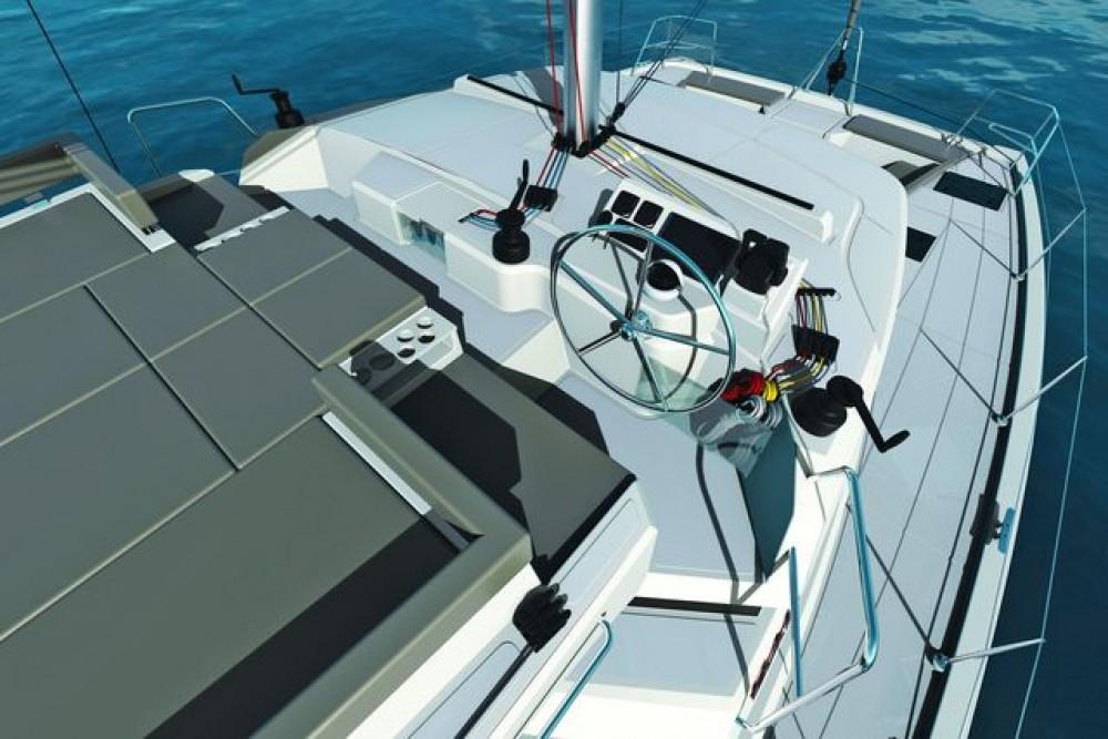 Rental Catamaran in Athens - Bali Catamarans Bali Catspace