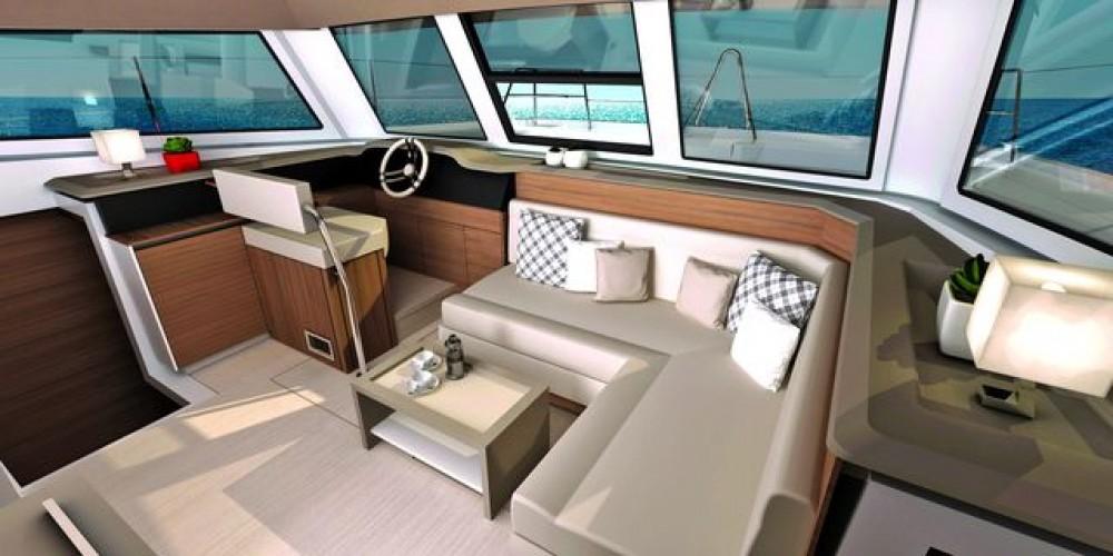 Rental yacht Athens - Bali Catamarans Bali Catspace on SamBoat