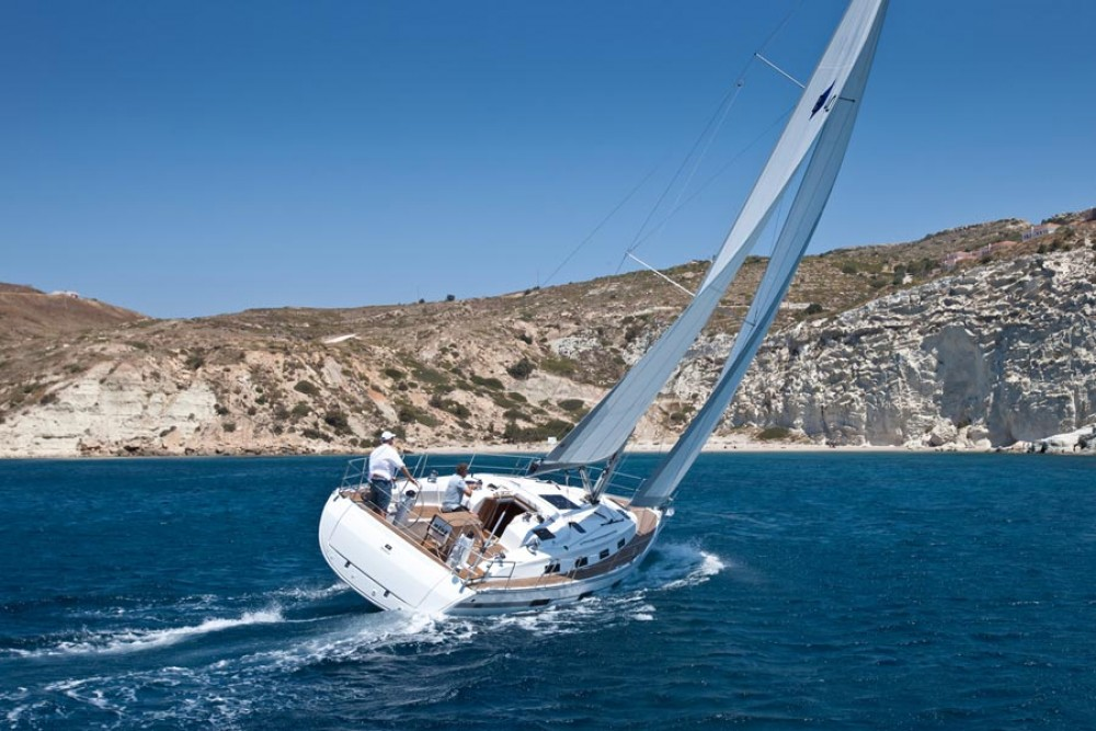 Rental Sailboat in Nafplio - Bavaria Bavaria 40 Cruiser