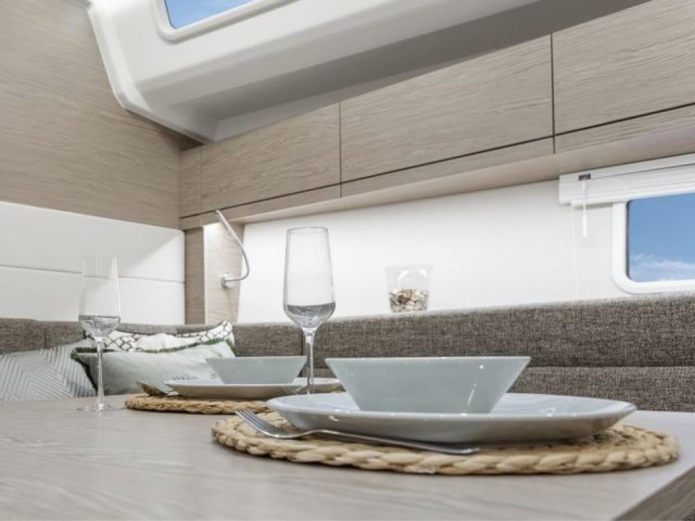 Rental yacht Aegean - Hanse Hanse 458 on SamBoat
