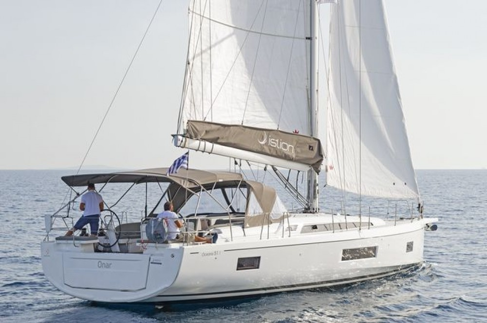 Rental yacht Athens - Bénéteau Oceanis 51.1 on SamBoat